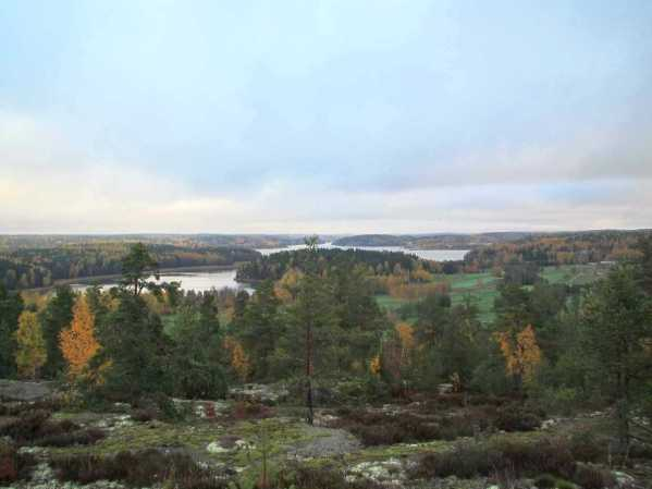 Teijon maisemat ovat kansallispuistotasoa. Kuva: Olli Turunen